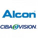 Alcon Ciba Vision Logo